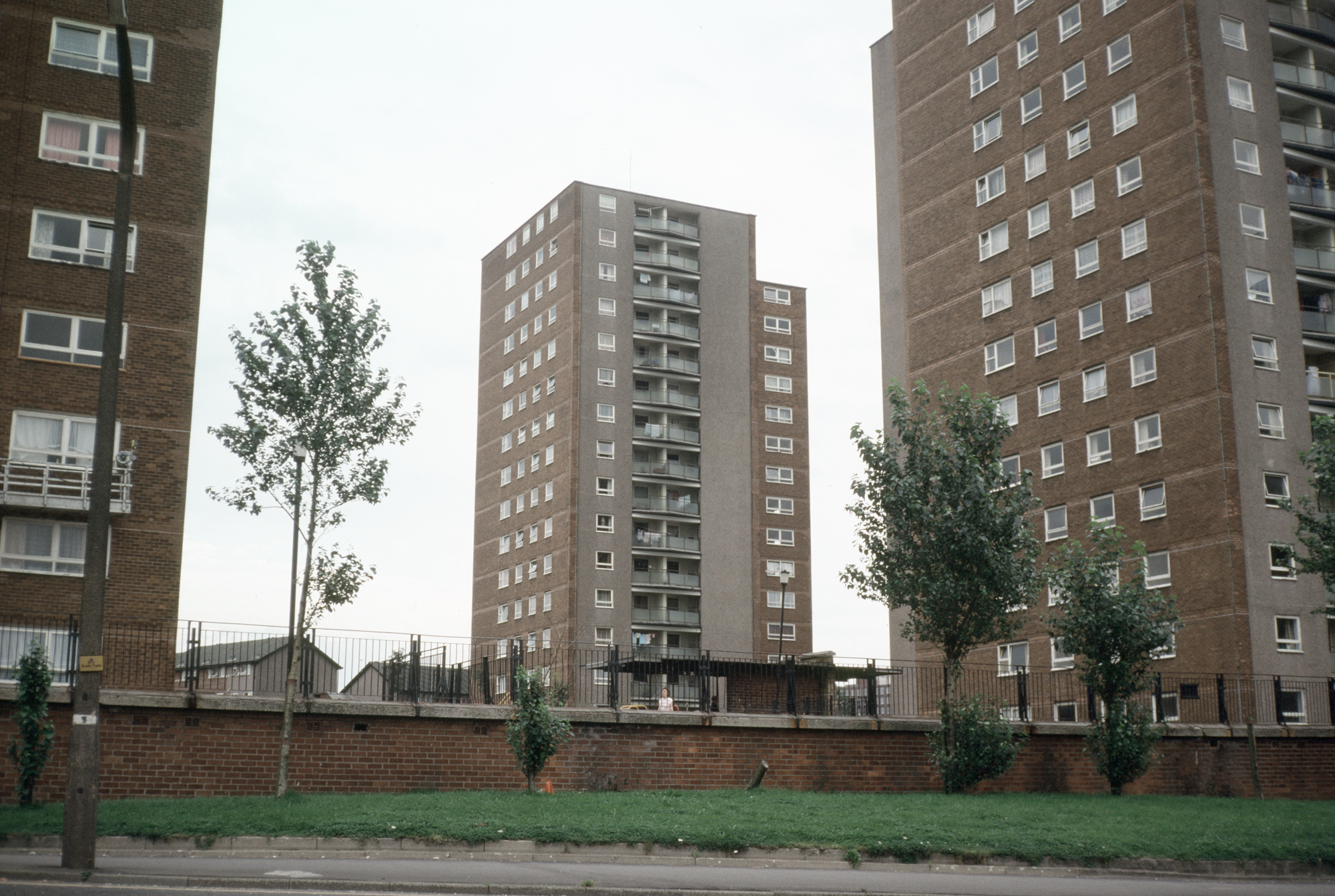 St george s tower block